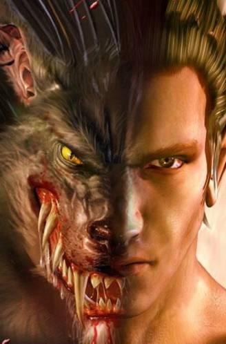 Человек волк википедия - b